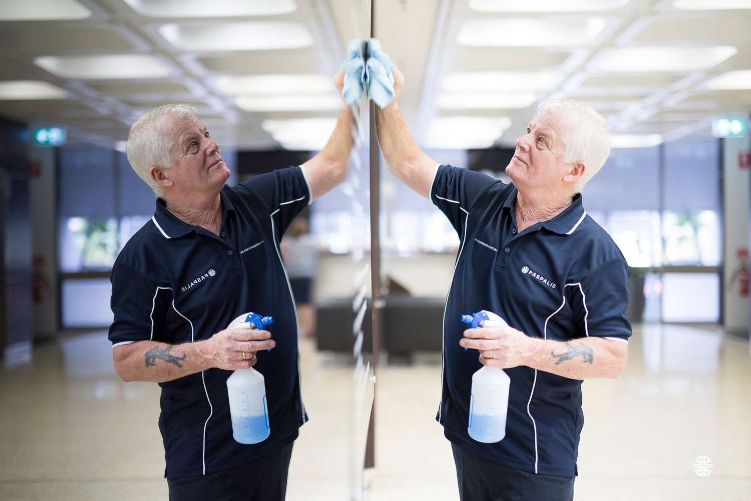 darwin cleaning services, paspalis facility services